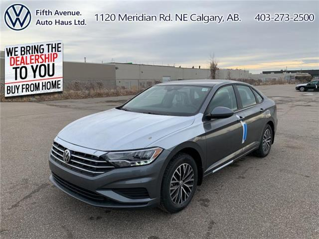 2021 Volkswagen Jetta Highline (Stk: 21074) in Calgary - Image 1 of 25