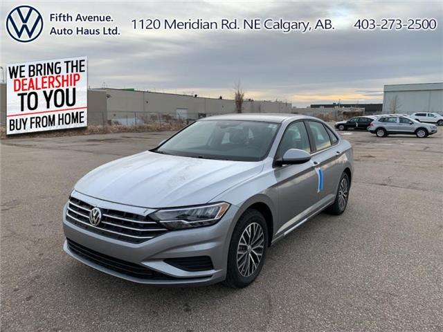 2021 Volkswagen Jetta Highline (Stk: 21072) in Calgary - Image 1 of 25