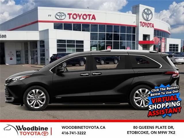 2021 Toyota Sienna XSE 7-Passenger (Stk: 21-178) in Etobicoke - Image 1 of 1