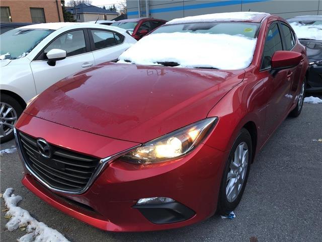 2016 Mazda Mazda3 Sport GS (Stk: P3116) in Toronto - Image 1 of 18