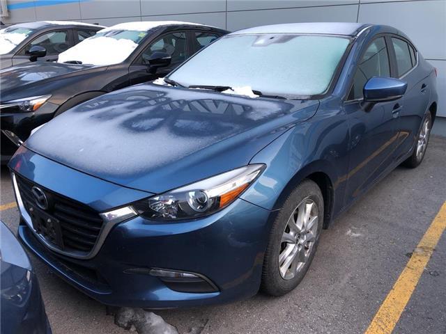 2018 Mazda Mazda3 GS (Stk: P3196) in Toronto - Image 1 of 9