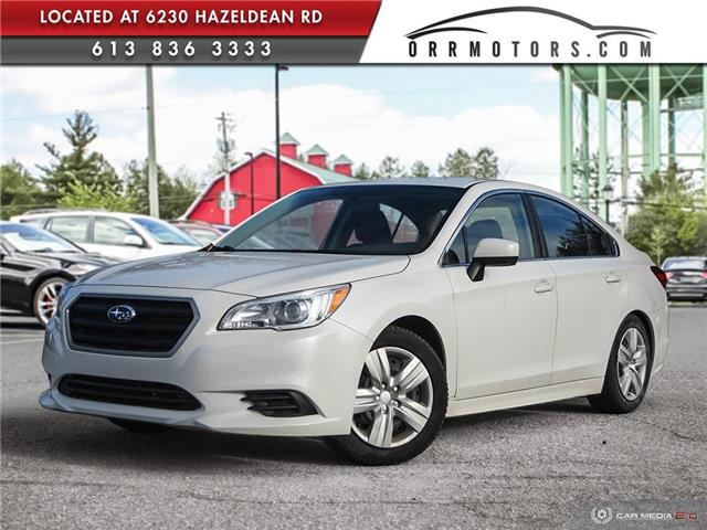 2016 Subaru Legacy 2.5i Touring Package (Stk: 6247) in Stittsville - Image 1 of 26