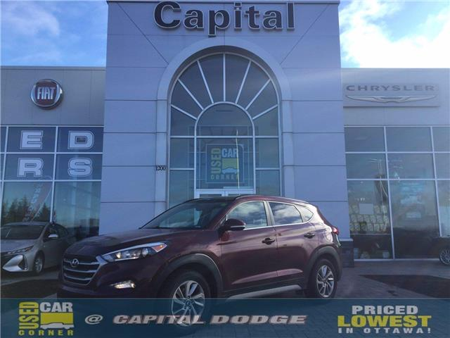 2017 Hyundai Tucson Luxury (Stk: L00723A) in Kanata - Image 1 of 25