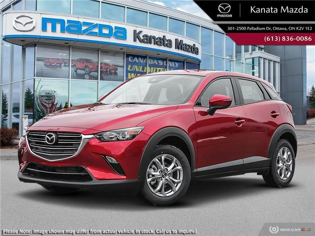 2021 Mazda CX-3 GS (Stk: 11861) in Ottawa - Image 1 of 23