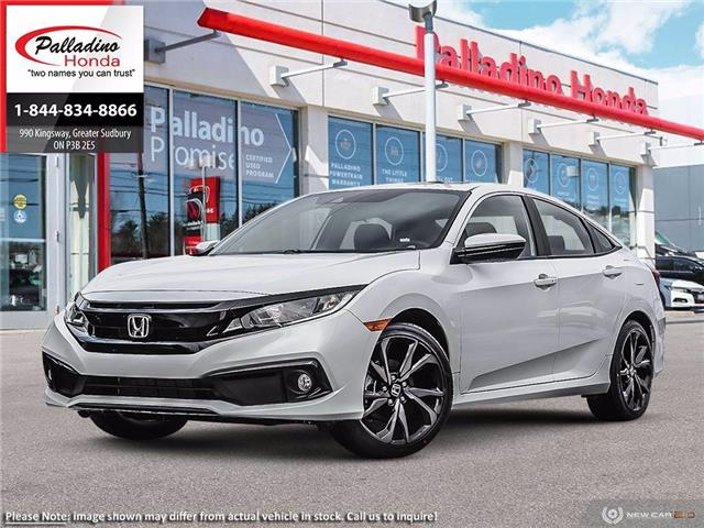 2021 Honda Civic Sport (Stk: 22926) in Greater Sudbury - Image 1 of 23