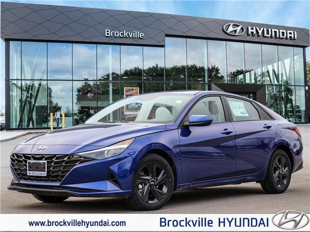 2021 Hyundai Elantra  (Stk: R21094) in Brockville - Image 1 of 24
