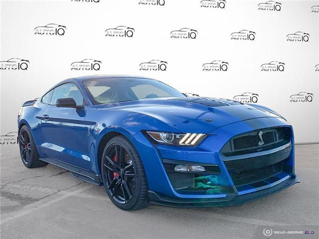 2020 Ford Shelby GT500 Base Blue