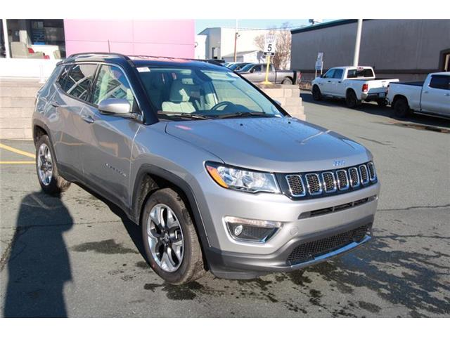2021 Jeep Compass Limited (Stk: PW1300) in St. Johns - Image 1 of 21