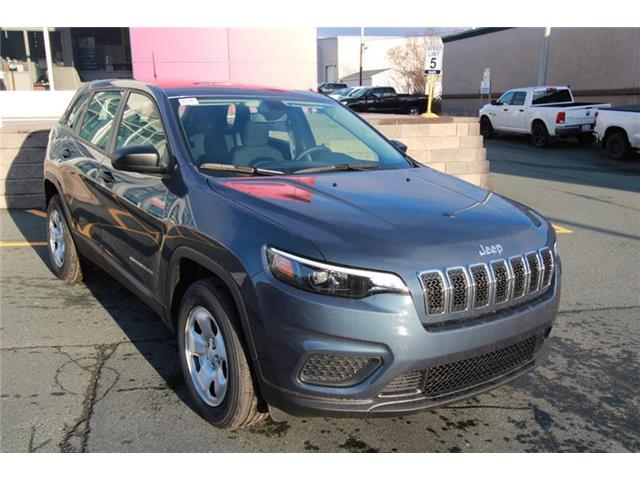 2021 Jeep Cherokee Sport (Stk: PW1385) in St. Johns - Image 1 of 21