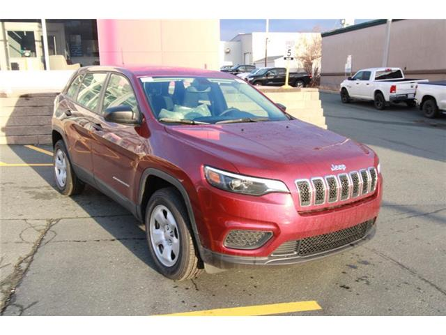 2021 Jeep Cherokee Sport (Stk: PW1460) in St. Johns - Image 1 of 20