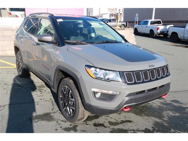 2021 Jeep Compass Trailhawk (Stk: PW1470) in St. Johns - Image 1 of 22