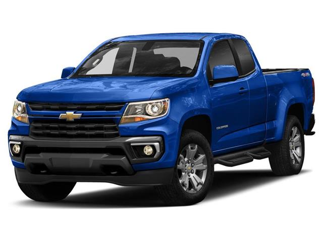 2021 Chevrolet Colorado WT (Stk: D1-30530) in Burnaby - Image 1 of 1