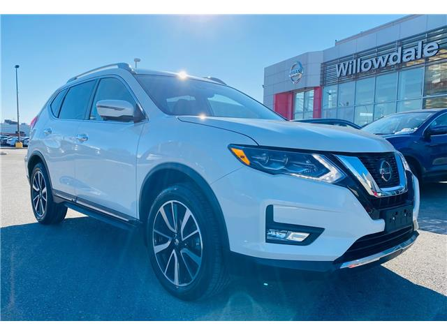 2018 Nissan Rogue SL w/ProPILOT Assist (Stk: N1166A) in Thornhill - Image 1 of 22