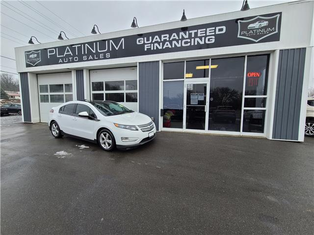 2012 Chevrolet Volt Base (Stk: 127065) in Kingston - Image 1 of 10