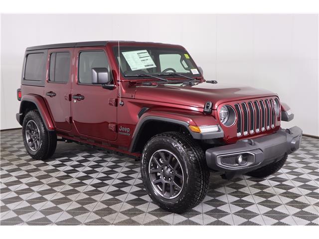 2021 Jeep Wrangler Unlimited Sport (Stk: 21-66) in Huntsville - Image 1 of 31