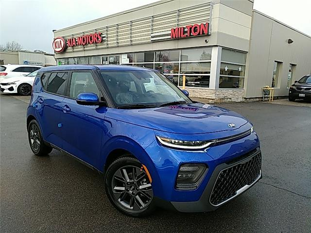 2021 Kia Soul EX+ (Stk: 764752) in Milton - Image 1 of 12
