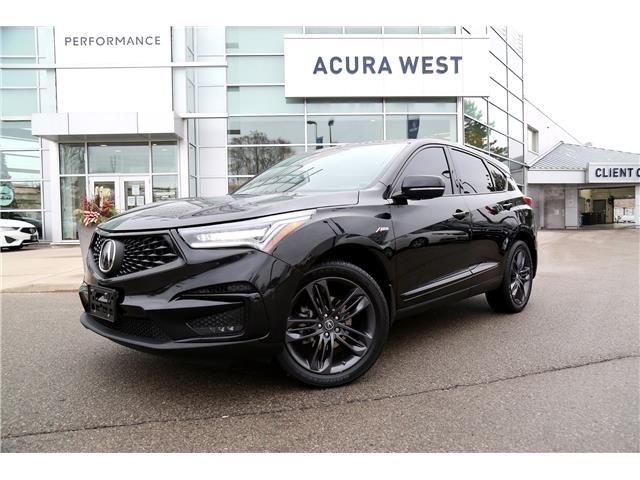 2019 Acura RDX A-Spec (Stk: 7340A) in London - Image 1 of 25