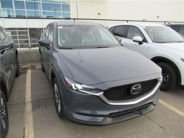 2021 Mazda CX-5 GT w/Turbo (Stk: M3015) in Calgary - Image 1 of 1