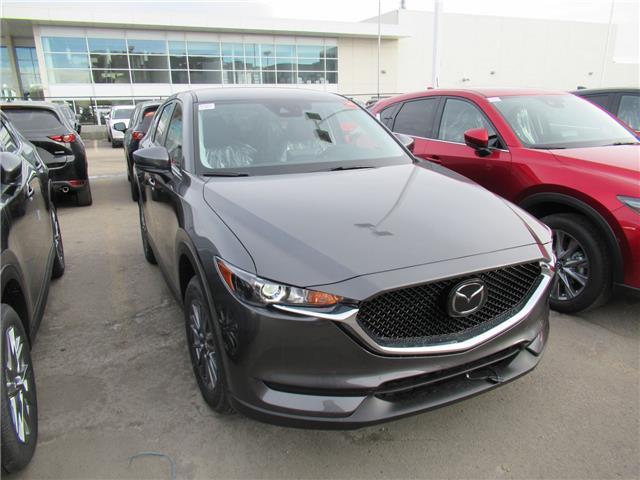 2021 Mazda CX-5 GS (Stk: M3001) in Calgary - Image 1 of 1