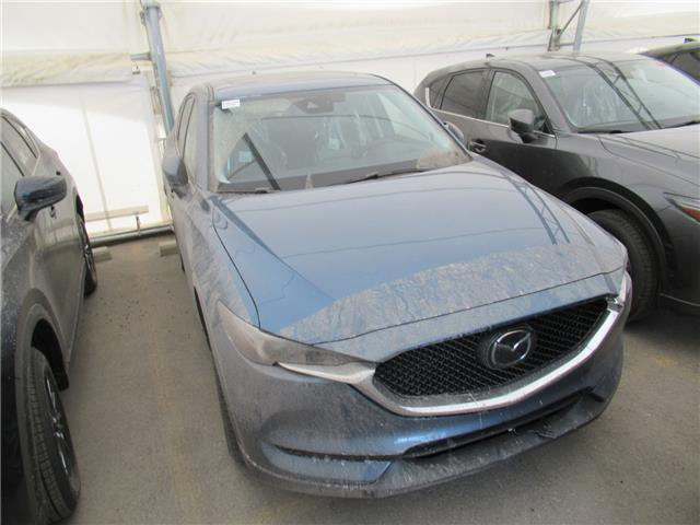 2021 Mazda CX-5 GT w/Turbo (Stk: M3049) in Calgary - Image 1 of 1