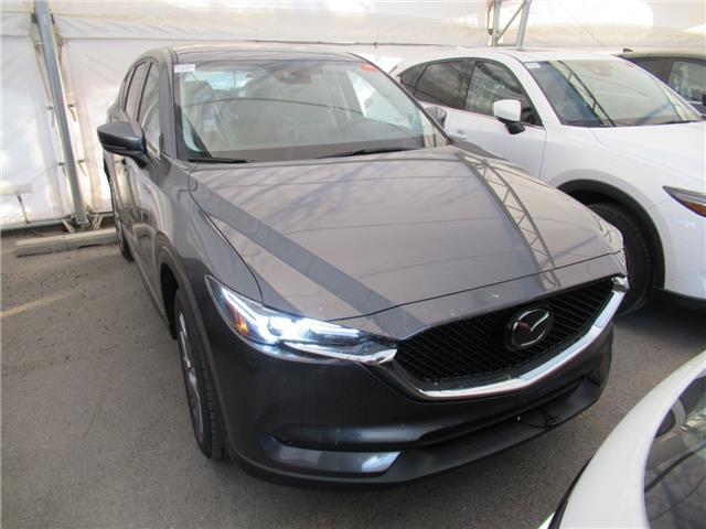 2021 Mazda CX-5 GT w/Turbo (Stk: M3084) in Calgary - Image 1 of 1