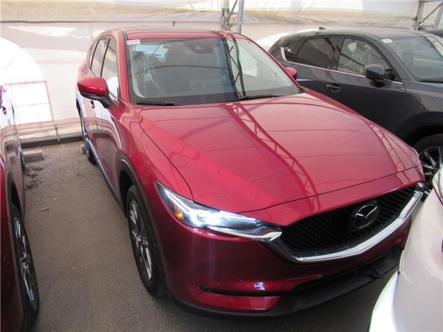 2021 Mazda CX-5 GT w/Turbo (Stk: M3096) in Calgary - Image 1 of 1