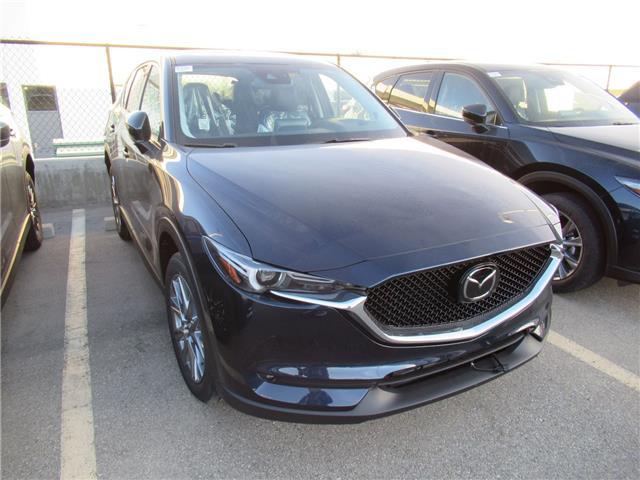 2021 Mazda CX-5 GT w/Turbo (Stk: M3082) in Calgary - Image 1 of 1