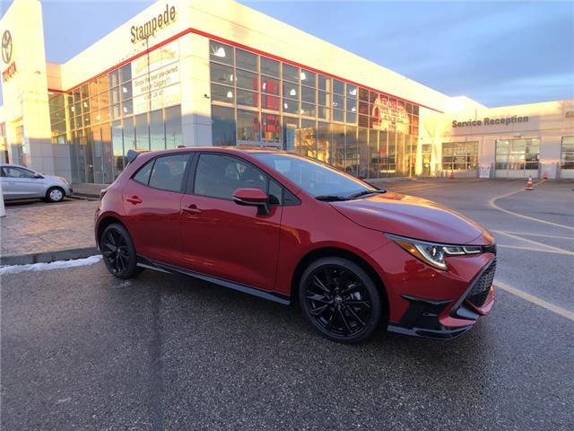 2021 Toyota Corolla Hatchback Base (Stk: 210118) in Calgary - Image 1 of 12