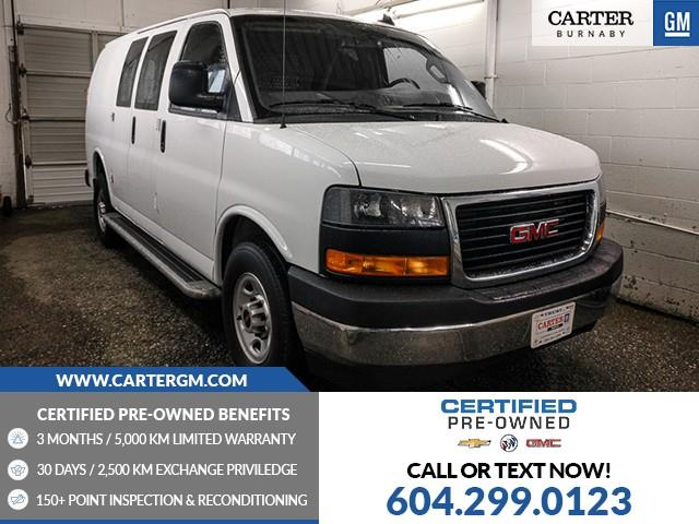 2019 GMC Savana 2500 Work Van (Stk: P9-63040) in Burnaby - Image 1 of 24