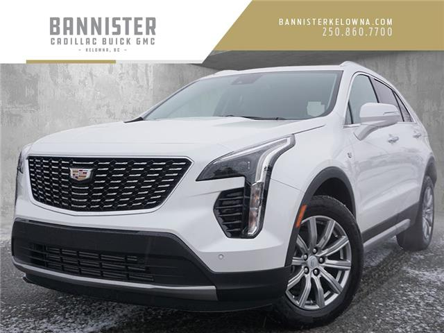 2021 Cadillac XT4 Premium Luxury (Stk: 21-030) in Kelowna - Image 1 of 11