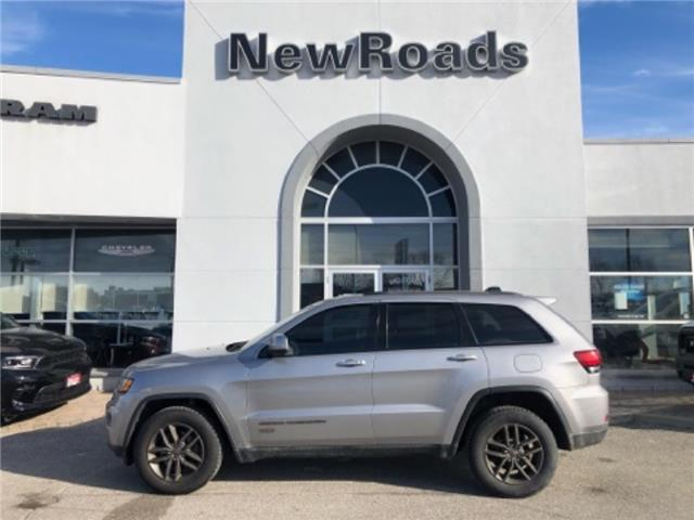 2017 Jeep Grand Cherokee Laredo (Stk: 25214P) in Newmarket - Image 1 of 12