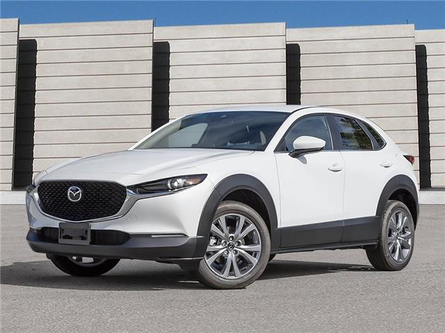 2021 Mazda CX-30 GS (Stk: 21757) in Toronto - Image 1 of 23
