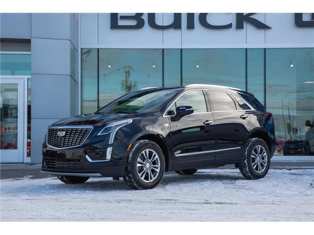2021 Cadillac XT5 Premium Luxury (Stk: M0150) in Trois-Rivières - Image 1 of 28