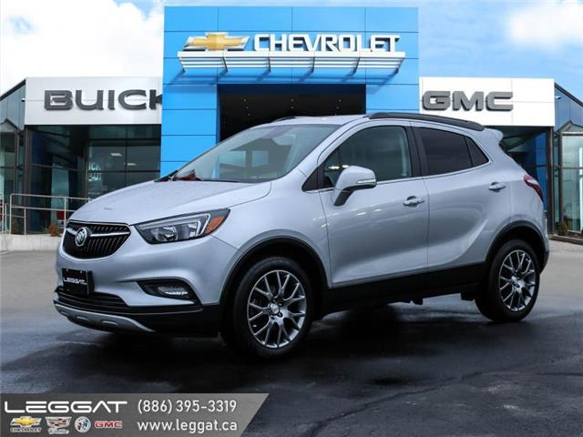 2017 Buick Encore Sport Touring (Stk: 6205Z) in Burlington - Image 1 of 24