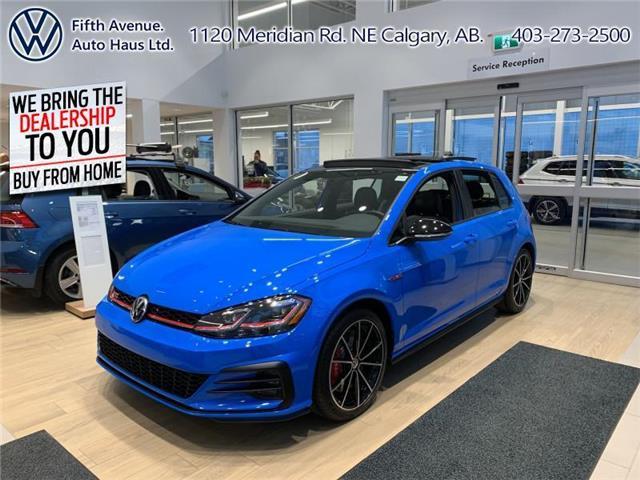 2021 Volkswagen Golf GTI Autobahn (Stk: 21059) in Calgary - Image 1 of 29