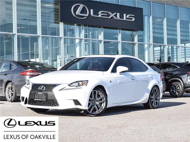 2016 Lexus IS 300 Base (Stk: UC8068) in Oakville - Image 1 of 22