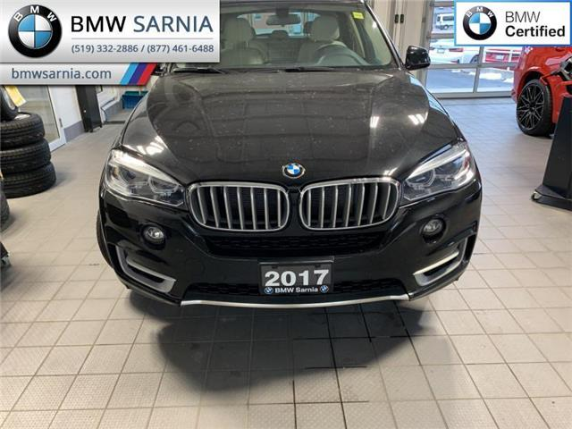 2017 BMW X5 xDrive35i (Stk: XU373) in Sarnia - Image 1 of 10