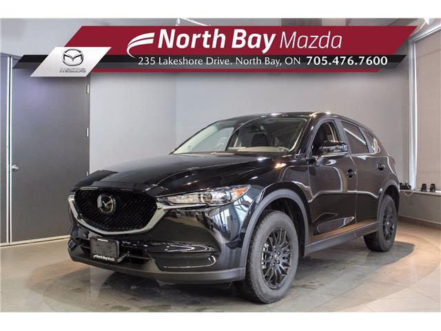 2021 Mazda CX-5 GS (Stk: 2140) in North Bay - Image 1 of 22