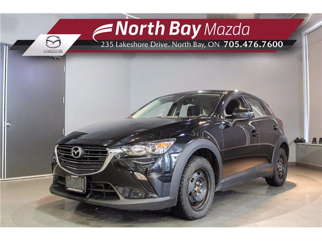 2020 Mazda CX-3 GS (Stk: 2086D) in North Bay - Image 1 of 19