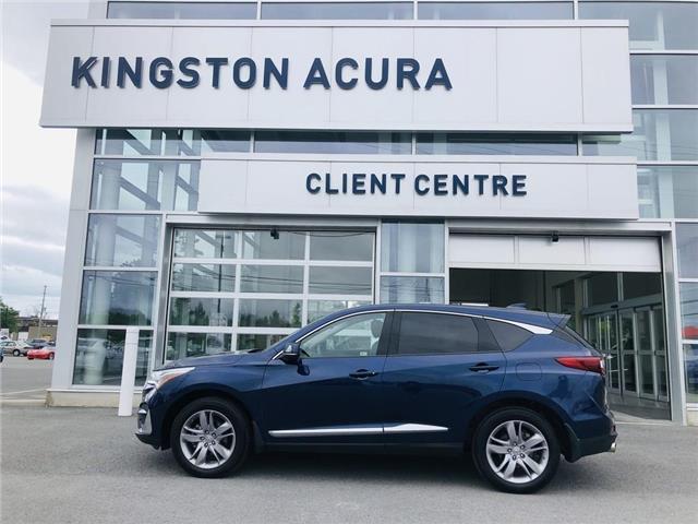 2019 Acura RDX Platinum Elite (Stk: K009A) in Kingston - Image 1 of 10