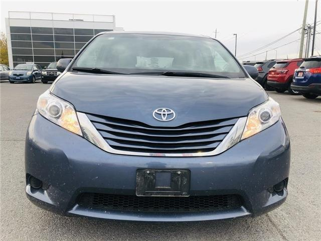 2015 Toyota Sienna  (Stk: 19338A) in Kingston - Image 1 of 10