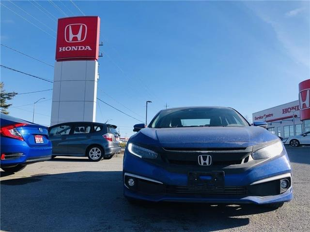 2019 Honda Civic Touring (Stk: 20461A) in Kingston - Image 1 of 10