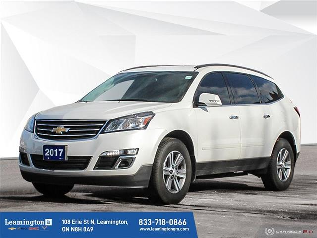 2017 Chevrolet Traverse 2LT (Stk: 21-109A) in Leamington - Image 1 of 30