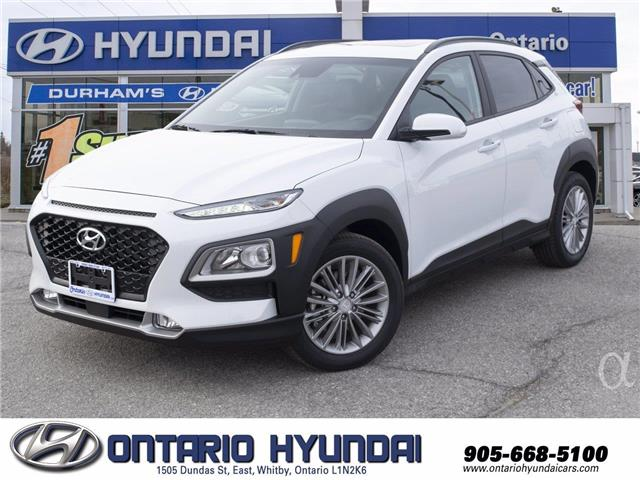 2021 Hyundai Kona 1.6T Trend w/Two-Tone Roof (Stk: 667944) in Whitby - Image 1 of 20