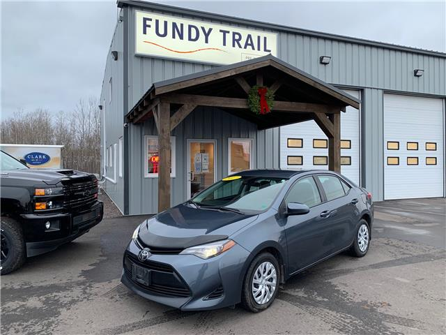 2017 Toyota Corolla LE (Stk: 20075A) in Sussex - Image 1 of 9