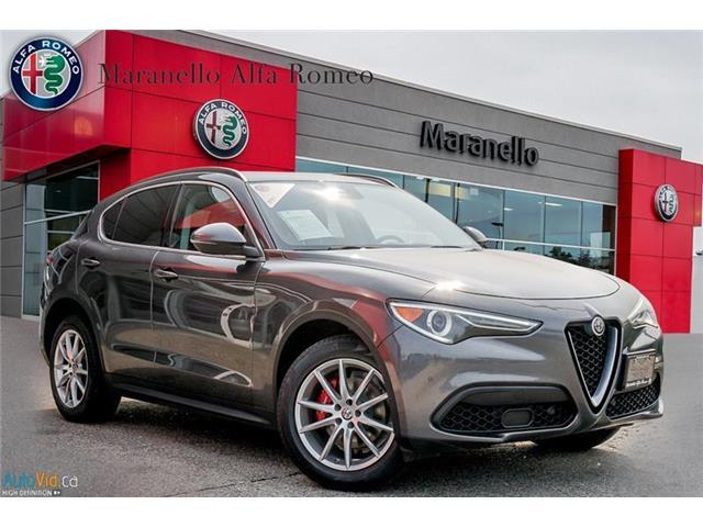 2018 Alfa Romeo Stelvio ti (Stk: P101) in Vaughan - Image 1 of 21