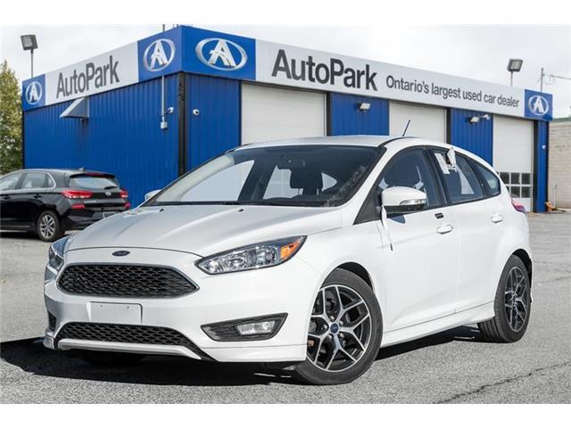 2016 Ford Focus SE (Stk: 16-80861AR) in Georgetown - Image 1 of 18