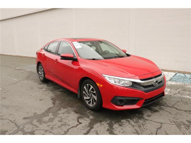 2017 Honda Civic EX (Stk: SU66536) in St. Johns - Image 1 of 17