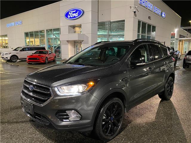 2019 Ford Escape Titanium 1FMCU9J98KUB89488 OP20421 in Vancouver