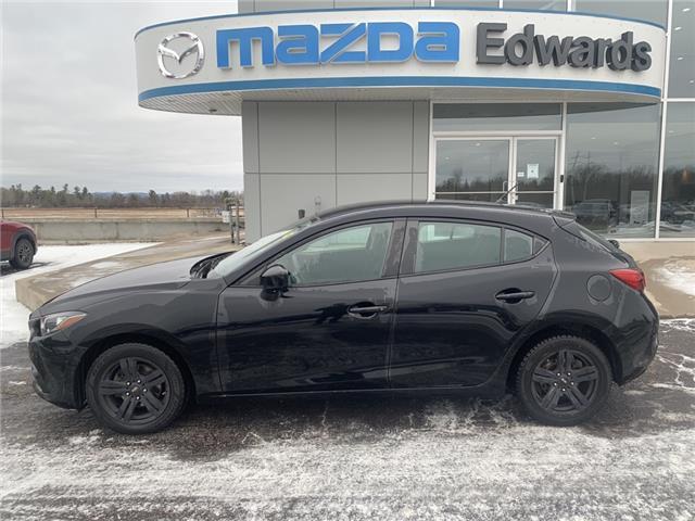 2016 Mazda Mazda3 Sport GX (Stk: 22530) in Pembroke - Image 1 of 11